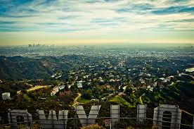 Hollywood sign at Griffith.